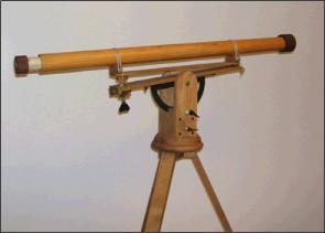 Image: Galileo Telescope Replica