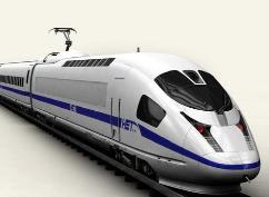 Image: High Speed Train